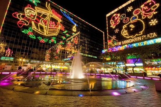 Tsim Shat Sui - shopping område