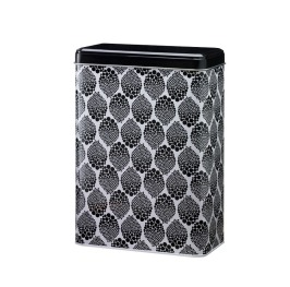 Dark Grey Dots Small can in Danish Design. 14,6x7,6x20,3 Euro 7