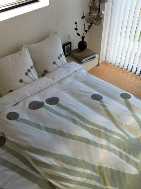 Organic bedding in beautiful design