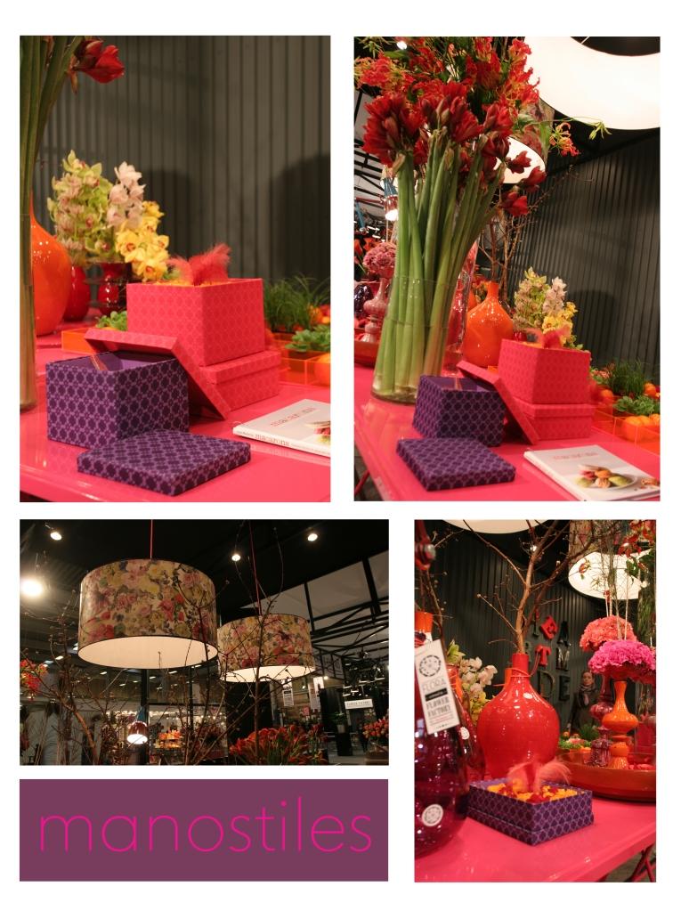 Anette eckmann, trendzone, flower factory, flora & fauna