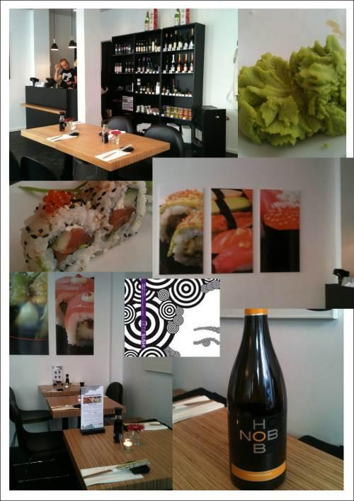 Sushi Vesterbro, Letz Sushi, Firmafrokost, kundemøde