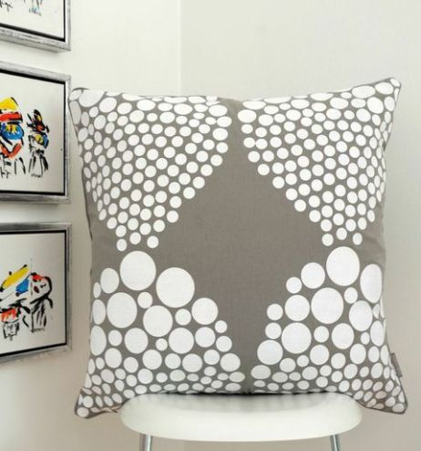 Beautiful new cushion in Scandinavian design