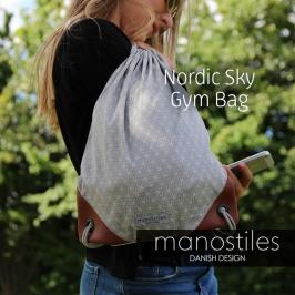 Nordic Sky Gym Bag