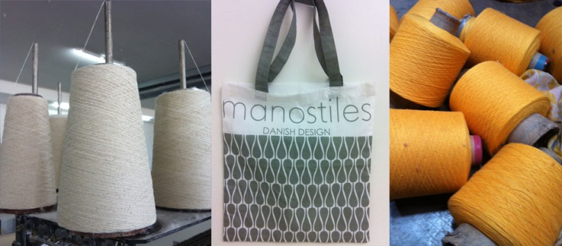 Manostiles shopping bag