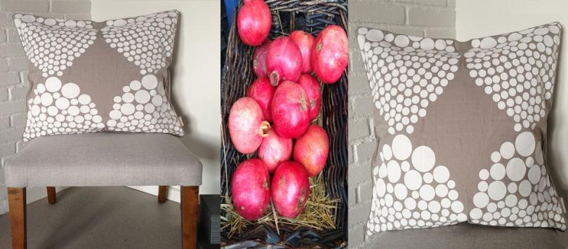New cushions size 60x60