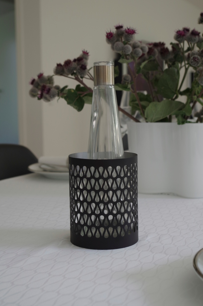 Wine and water decanter