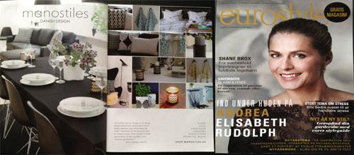 Eurostyle Danish magazine