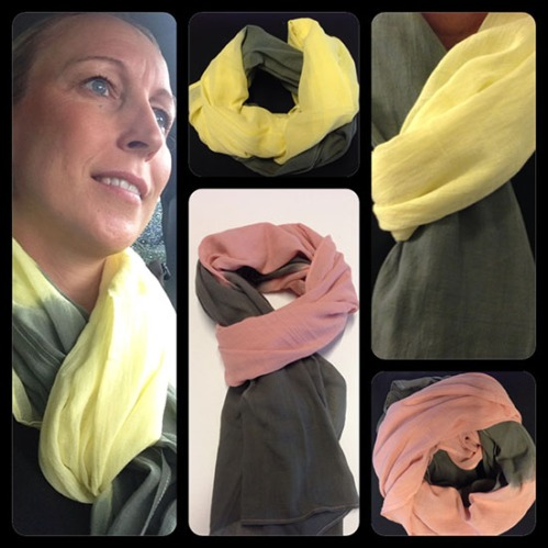 Manostiles new Scarves
