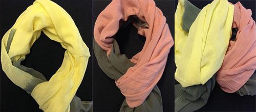 Manostiles tørklæder