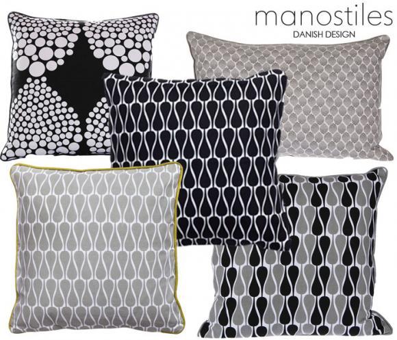 manostiles puder i mange farver og design