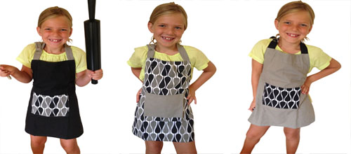 children apron BY Manostiles