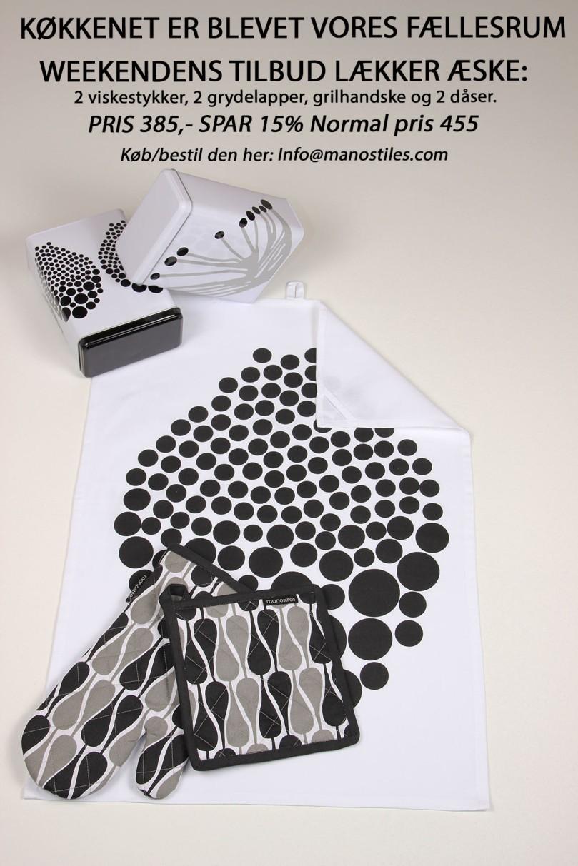 Design til dit køkken by Manostiles