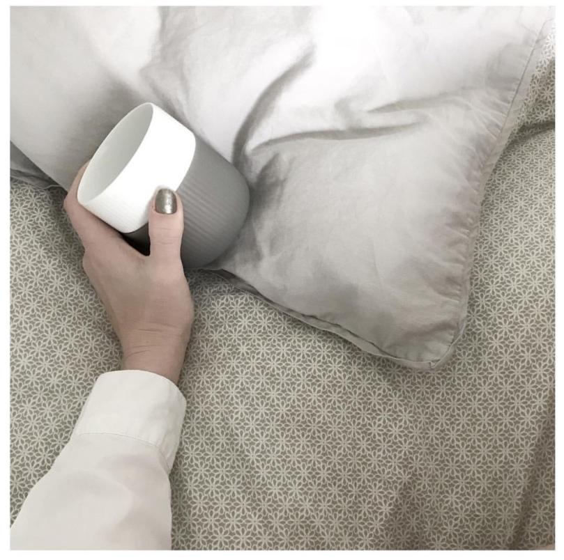 Smørblødt økologisk sengetøj fra Manostiles