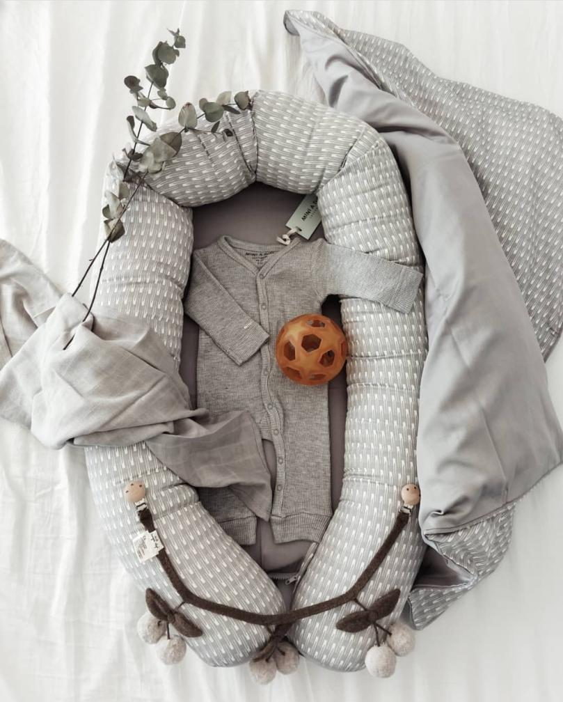 BabyNest fra Manostiles ren luksus